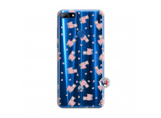 Coque Huawei Y7 2018 Petits Moutons