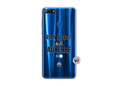 Coque Huawei Y7 2018 Rien A Foot Allez Auxerre