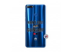 Coque Huawei Y7 2018 Rien A Foot Allez Guingamp
