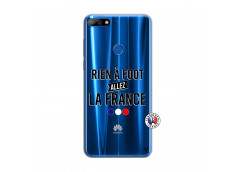 Coque Huawei Y7 2018 Rien A Foot Allez La France