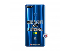 Coque Huawei Y7 2018 Rien A Foot Allez Le Senegal