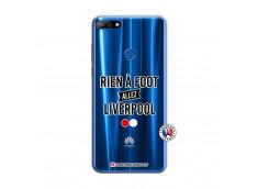 Coque Huawei Y7 2018 Rien A Foot Allez Liverpool