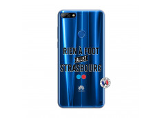 Coque Huawei Y7 2018 Rien A Foot Allez Strasbourg