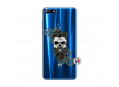 Coque Huawei Y7 2018 Skull Hipster