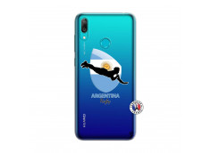 Coque Huawei Y7 2019 Coupe du Monde Rugby-Argentina