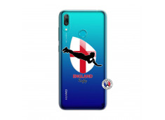 Coque Huawei Y7 2019 Coupe du Monde Rugby-England