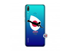 Coque Huawei Y7 2019 Coupe du Monde Rugby-Japan