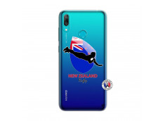 Coque Huawei Y7 2019 Coupe du Monde Rugby- Nouvelle Zélande