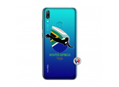 Coque Huawei Y7 2019 Coupe du Monde Rugby-South Africa