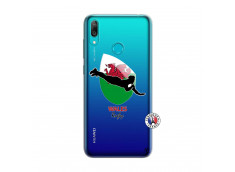 Coque Huawei Y7 2019 Coupe du Monde Rugby-Walles
