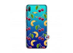 Coque Huawei Y7 2019 Hey Cherry, j'ai la Banane