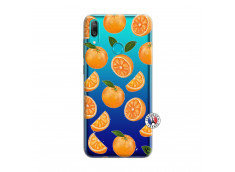Coque Huawei Y7 2019 Orange Gina
