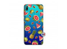 Coque Huawei Y7 2019 Multifruits