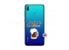 Coque Huawei Y7 2019 Jamais Sans Ma Brune