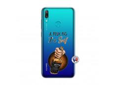 Coque Huawei Y7 2019 Je Peux Pas J Ai Soif