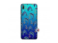 Coque Huawei Y7 2019 Dauphins