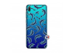 Coque Huawei Y7 2019 Dolphins