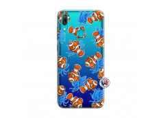 Coque Huawei Y7 2019 Poisson Clown