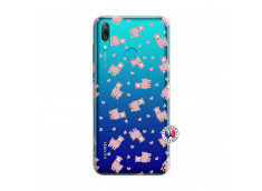 Coque Huawei Y7 2019 Petits Moutons