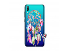 Coque Huawei Y7 2019 Pink Painted Dreamcatcher