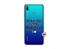 Coque Huawei Y7 2019 Rien A Foot Allez Marseille