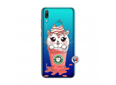 Coque Huawei Y7 2019 Catpucino Ice Cream