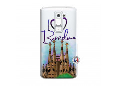Coque Lg G2 Mini I Love Barcelona