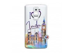Coque Lg G2 Mini I Love London