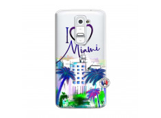 Coque Lg G2 Mini I Love Miami
