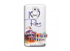 Coque Lg G2 Mini I Love Rome