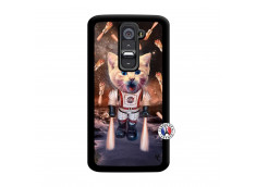 Coque Lg G2 Cat Nasa Noir