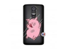 Coque Lg G2 Pig Impact