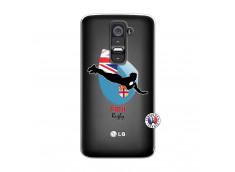 Coque Lg G2 Coupe du Monde Rugby Fidji