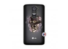 Coque Lg G2 Dandy Skull