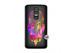 Coque Lg G2 Dreamcatcher Rainbow Feathers