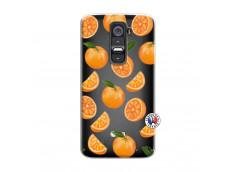 Coque Lg G2 Orange Gina