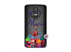 Coque Lg G2 I Love Moscow