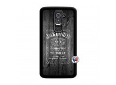 Coque Lg G2 Old Jack Noir