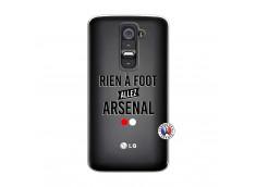 Coque Lg G2 Rien A Foot Allez Arsenal