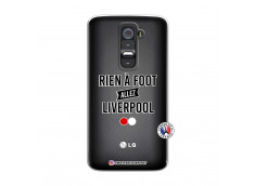 Coque Lg G2 Rien A Foot Allez Liverpool