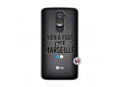 Coque Lg G2 Rien A Foot Allez Marseille