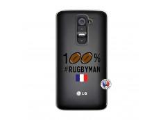 Coque Lg G2 100% Rugbyman