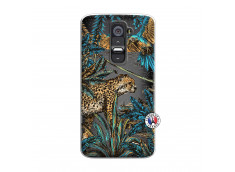 Coque Lg G2 Leopard Jungle