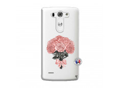 Coque Lg G3 Bouquet de Roses
