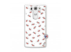 Coque Lg G3 Cartoon Heart Translu