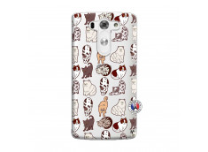 Coque Lg G3 Cat Pattern