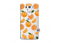 Coque Lg G3 Orange Gina