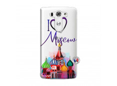 Coque Lg G3 I Love Moscow