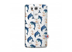 Coque Lg G3 Dauphins