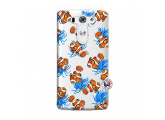 Coque Lg G3 Poisson Clown